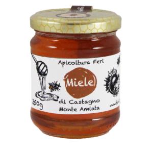 miele Toscano di Castagno 250g