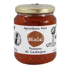 Miele di Castagno Toscano 500g