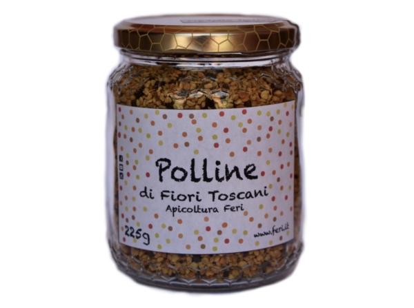 Polline d'api prodotto in Italia