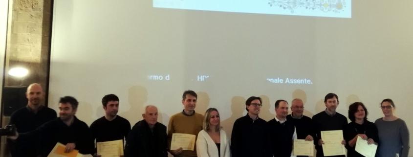 Premiazione Concorso Mieli