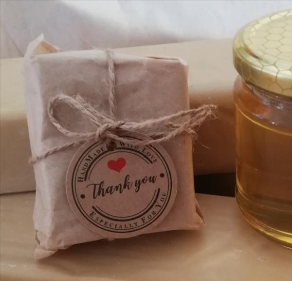 sapone artigianale al miele