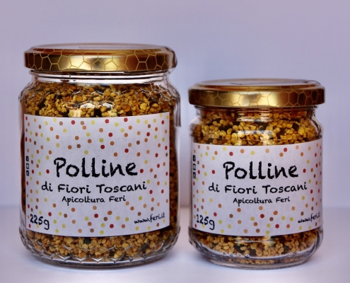 Vendita polline d'api toscano naturale