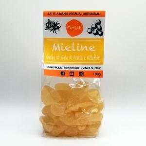 caramelle al miele tradizionali