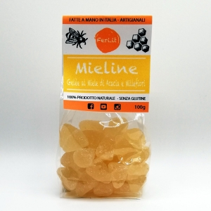 Caramelle al miele artigianali