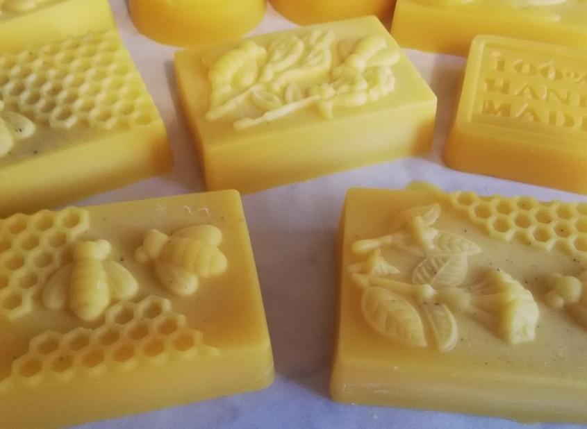 Cera d'api filtrata