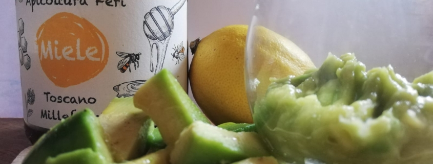 Ricetta maschera viso avocado limone miele