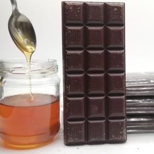Cioccolato con miele