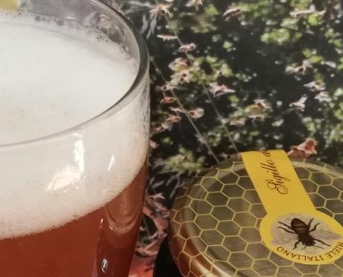 Birra al Miele non filtrata